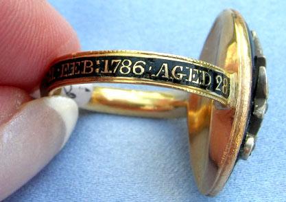 1786 Ring Band