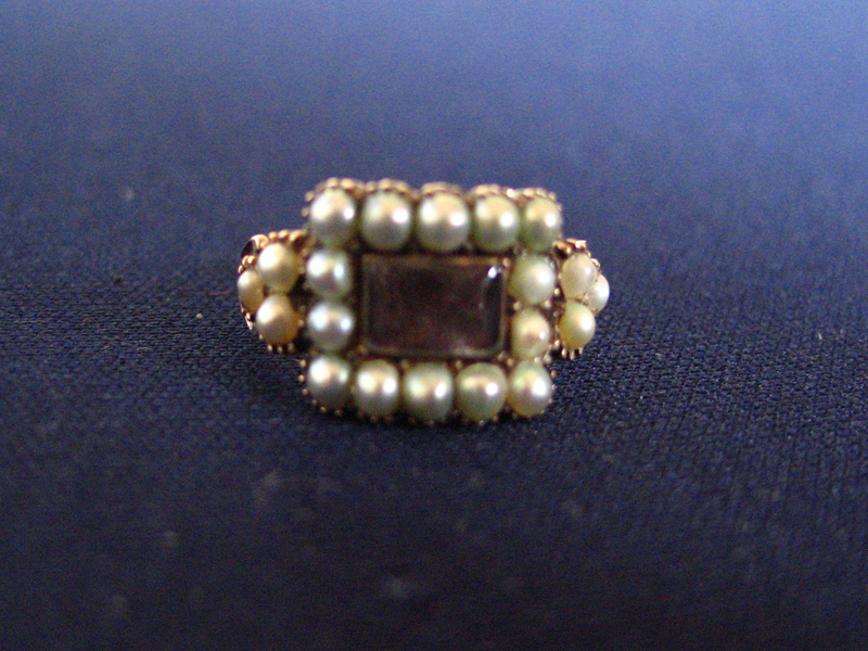1815 mourning ring