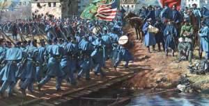 irish brigade