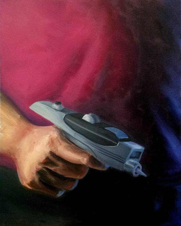 Celebrity Guns - The Phaser