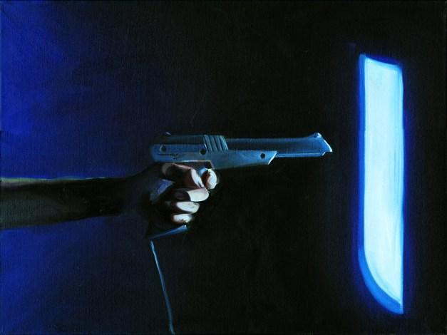 Celebrity Guns No 3. - The Zapper