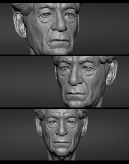 Created in Zbrush for myself