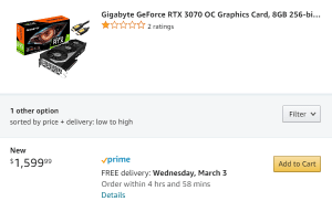 Why are GPUs so Expensive? The cause of the GPU shortage, and how it could end