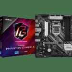 Z590M Phantom Gaming 4 Box