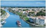 Południowa Francja - Canal du Midi