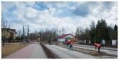 Przebudowa skrzyżowania Wilanowska-Cyraneczki