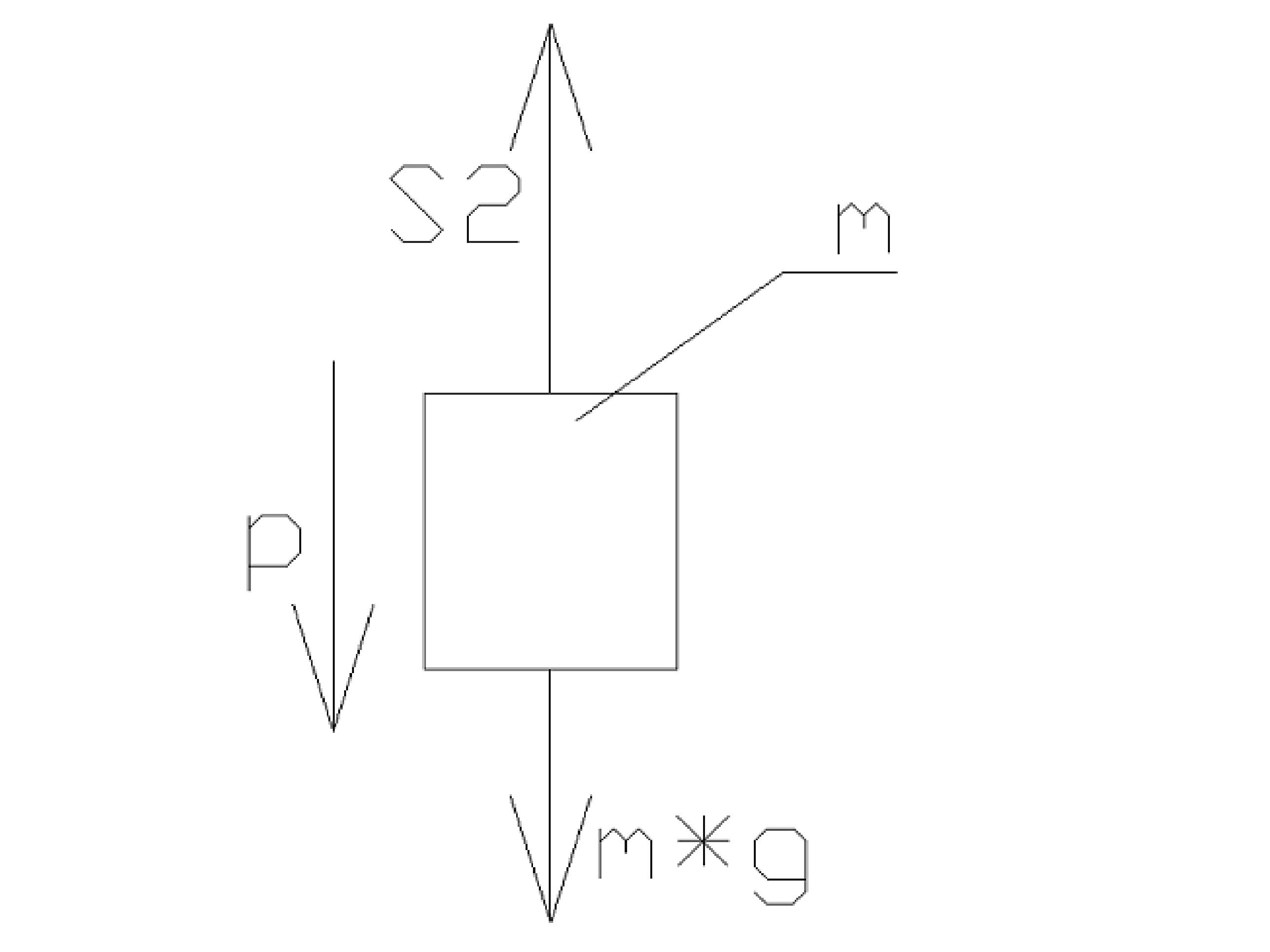 dynamika6 - Przyspieszenia poruszających się mas - zadanie 7