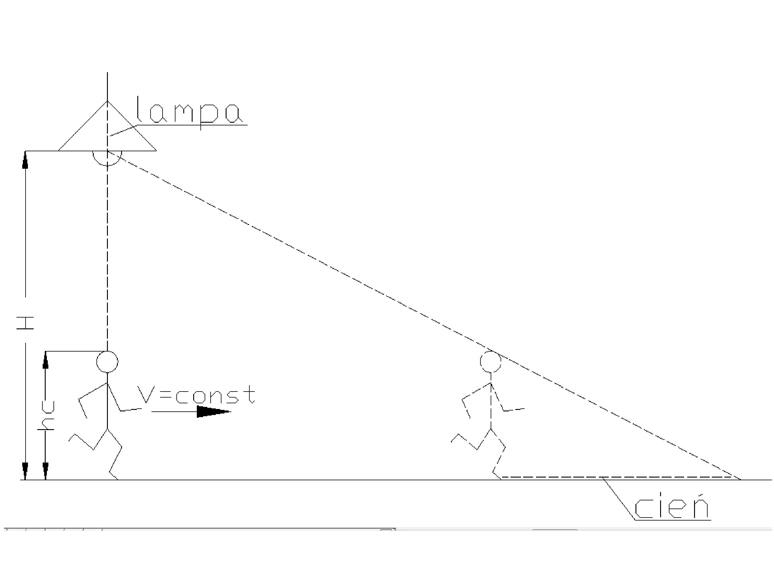 kinematyka4 - Prędkość w ruchu jednostajnym - kinematyka - zadanie 17