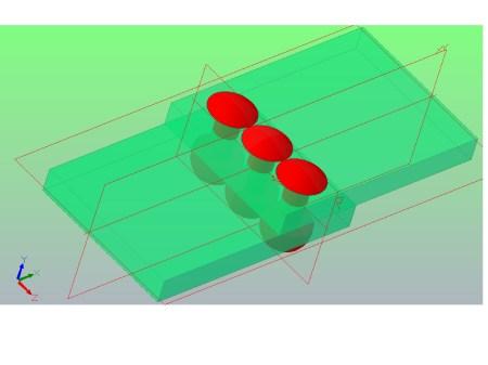 scinanie1 - Obliczenie połączenia nitowego - zadanie 15