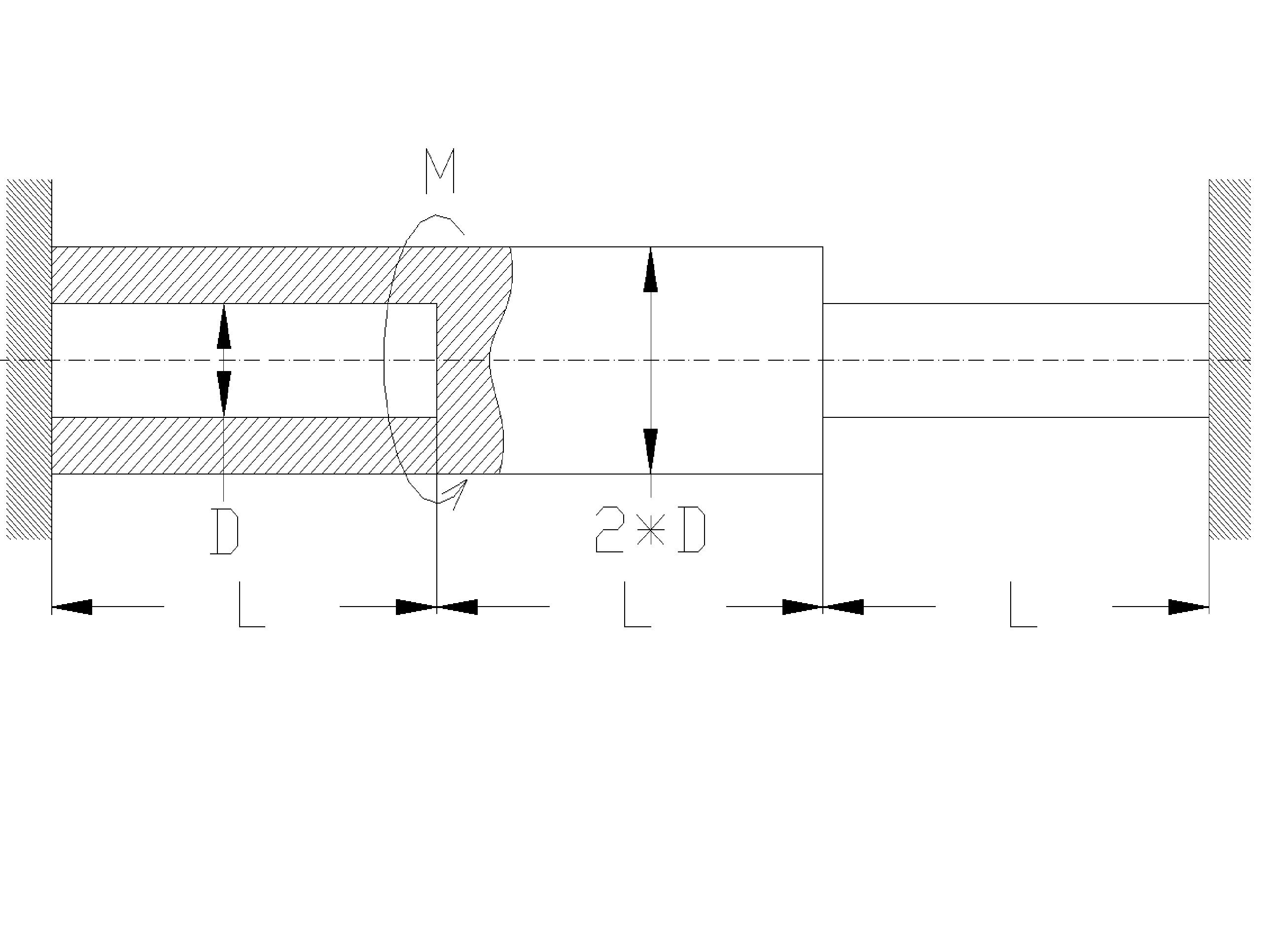 skrecanie1 - Skręcanie - wytrzymałość materiałów - zadanie 13