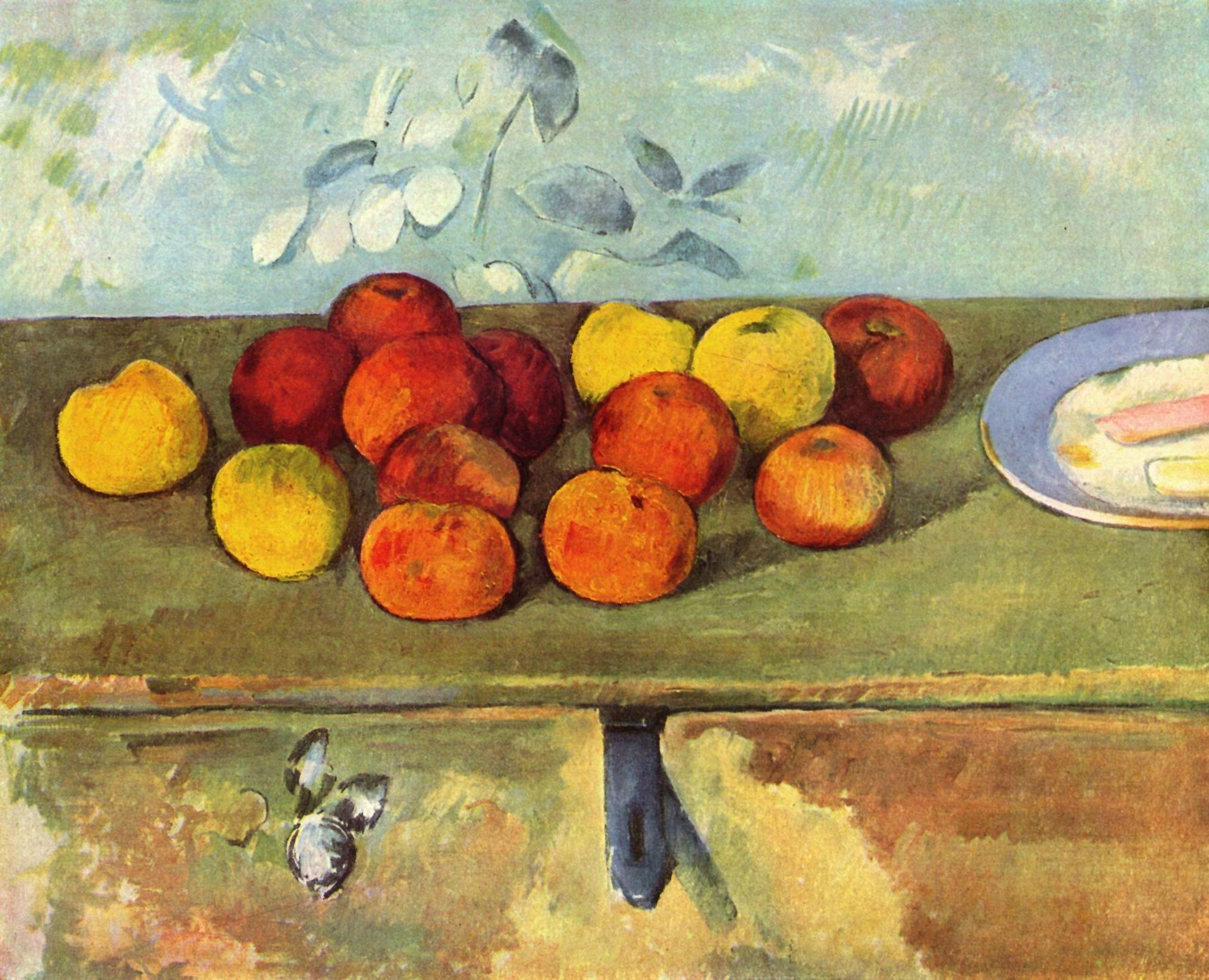 """Yes, Cezanne, he is the greatest of us all… I felt a pygmy at the foot of a giant"""