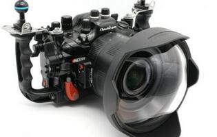 sony a7s underwater camera