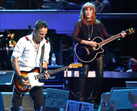 Bruce Springsteen Concert Tampa 2014