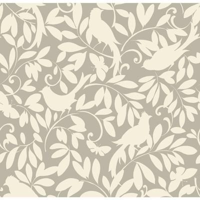 York-Wallcoverings-Waverly-Cottage-Birdsong-Wallpaper-ER813