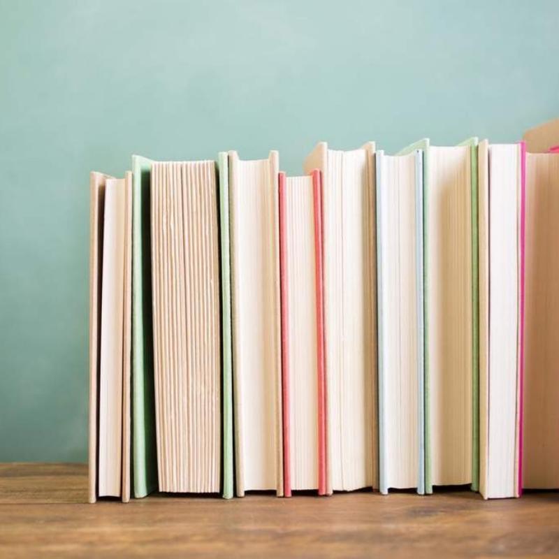 My Five Favorite Ways To Display Books