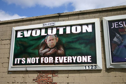 Evolution Billboard