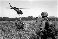 US Soldiers in South Vietnam