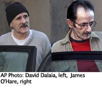 "David Dalaia and James O\""™Hare, AP Photo"