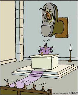Bug Church