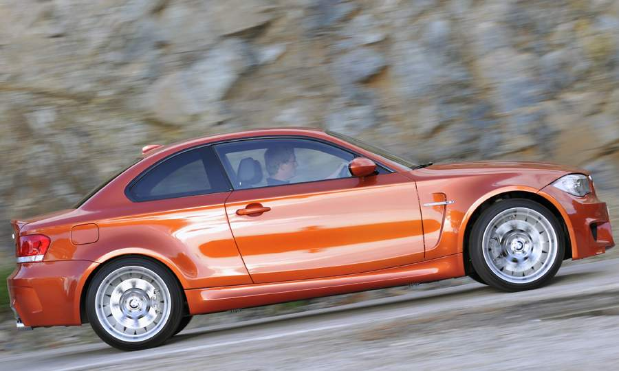 2011 BMW M1 - Official Photos (2/4)