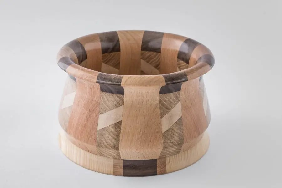 Segmented Bowl – 37 Piece