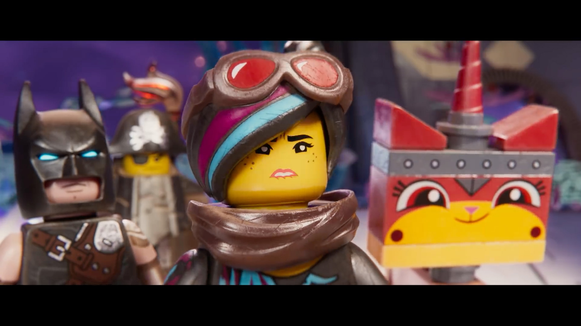The Lego Movie 2 The Second Part The Art Of Vfxthe Art Of Vfx