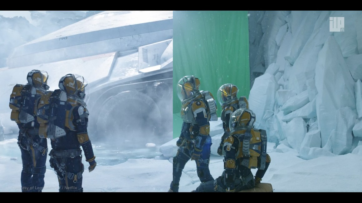 LOST IN SPACE: VFX BREAKDOWN BY IMPORTANT LOOKING PIRATES