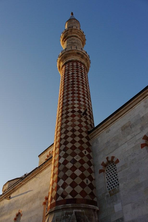 Edirne Minaret Üç Şerefeli Camii Mosque