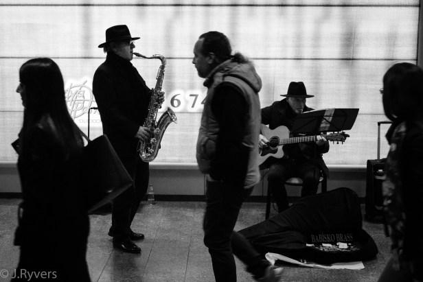 Kadıköy Street Musicians Istanbul
