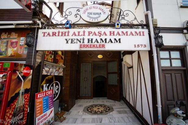 Çorum Ali Paşa Turkish Bath-