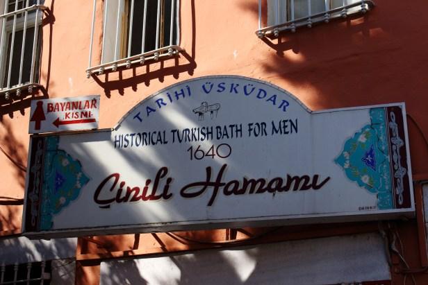 Çinili Hamam Istanbul