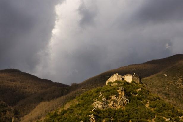 Osmaniye Düziçi Haruniye Harun Reshit Castle
