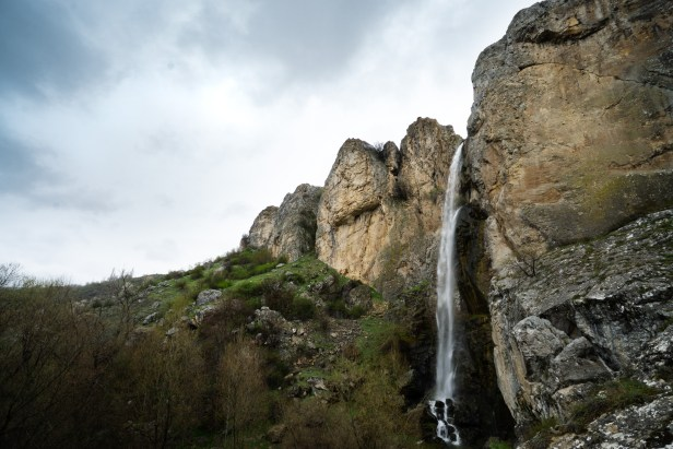 Çorum Budakören Waterfall