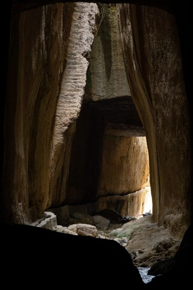 Titus Tunnel Antakya Antioch