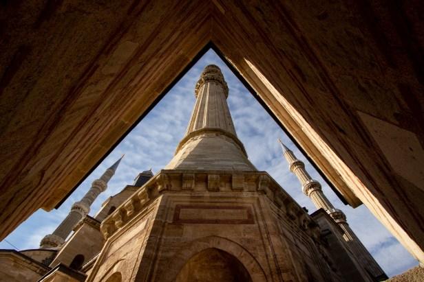 Selimiye Mosque Minaret