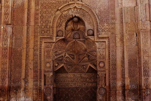 Sivas Divriği Mosque Doors
