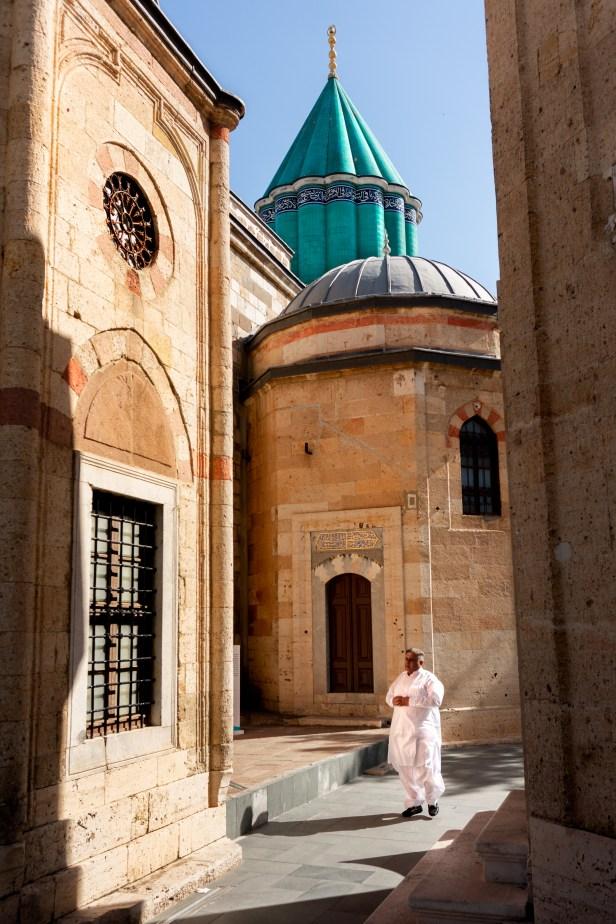 Rumi Mausoleum Konya