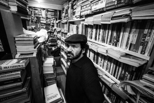 Blind Bookseller Podcast
