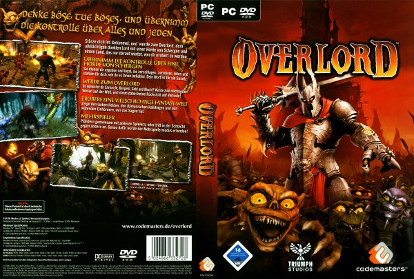 PC Covers ONI Overlord Prey Quake Rambo uvm