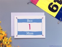 Best No 1 Mum Card