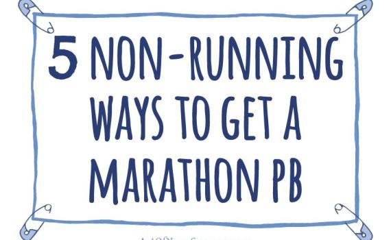 5 tips to get a marathon PB