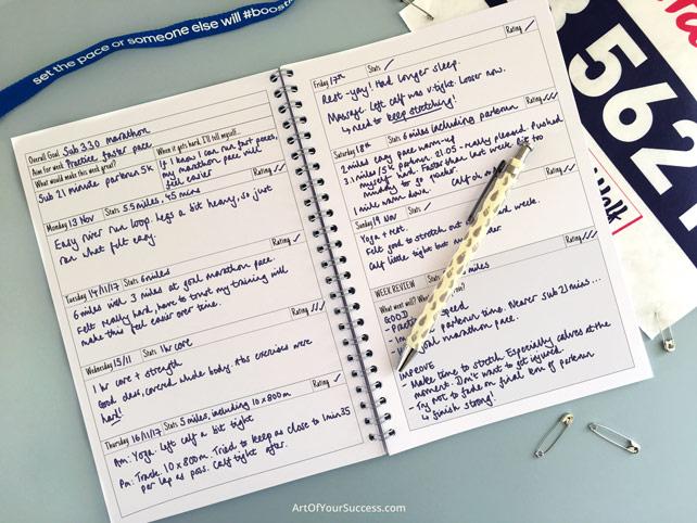 running journals
