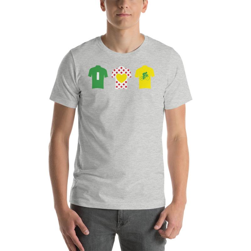 Tour De France I Love Cycling T Shirt Art Of Your Success