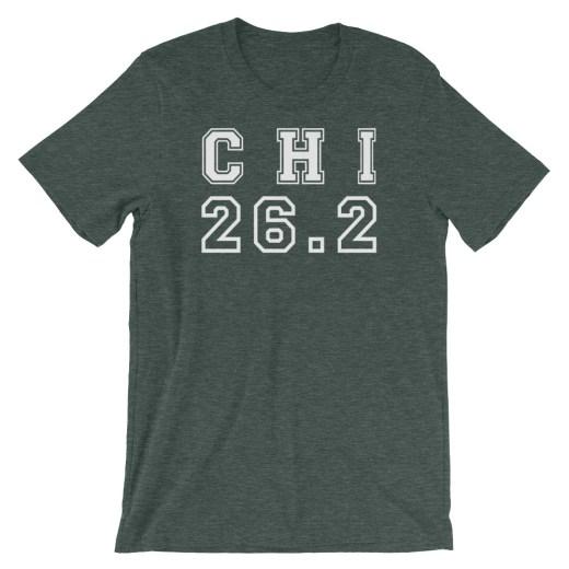 Chicago Marathon T shirt