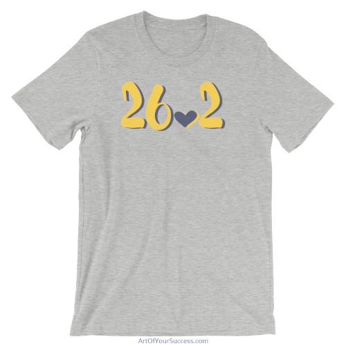 Boston Marathon 26.2 Love T Shirt