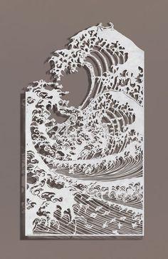 Natasa Vukovic-papercut
