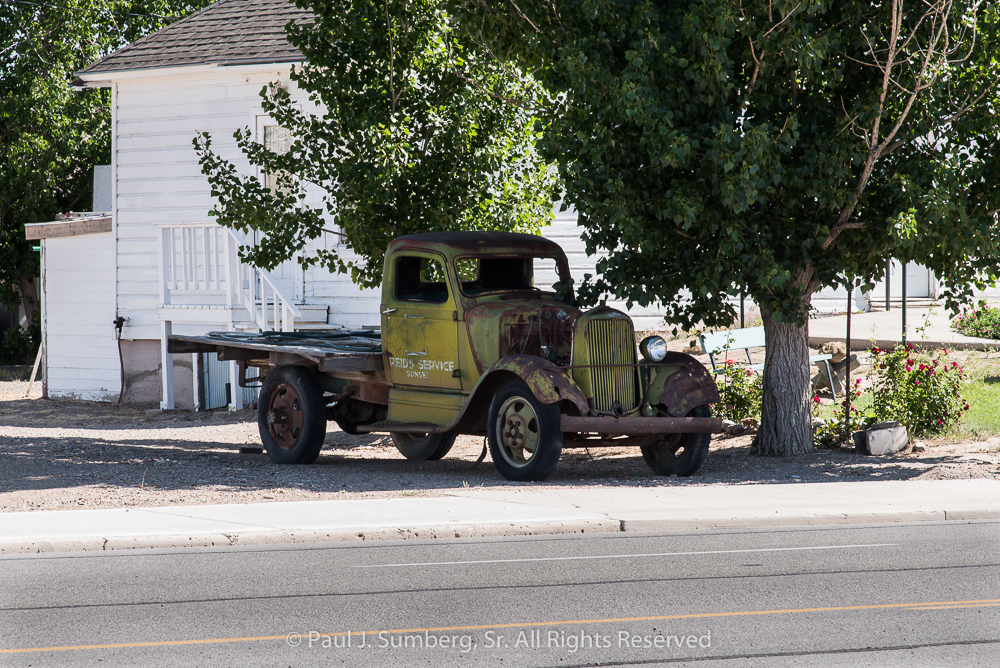 Green River Dodge Brothers Flatbed