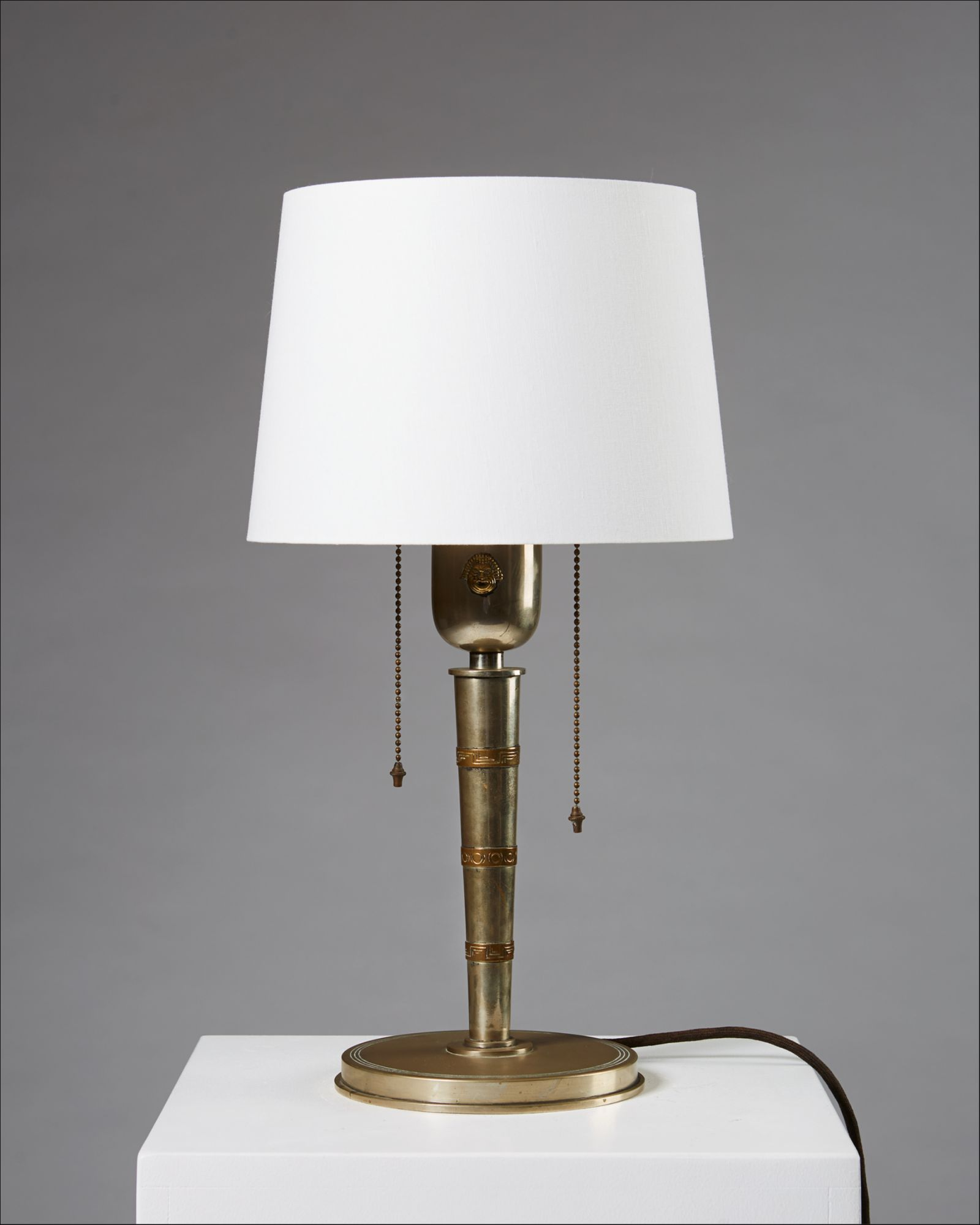 table lamp designed by tore kullander