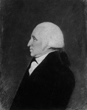 George Washington by James Sharples-Gentleman Painting