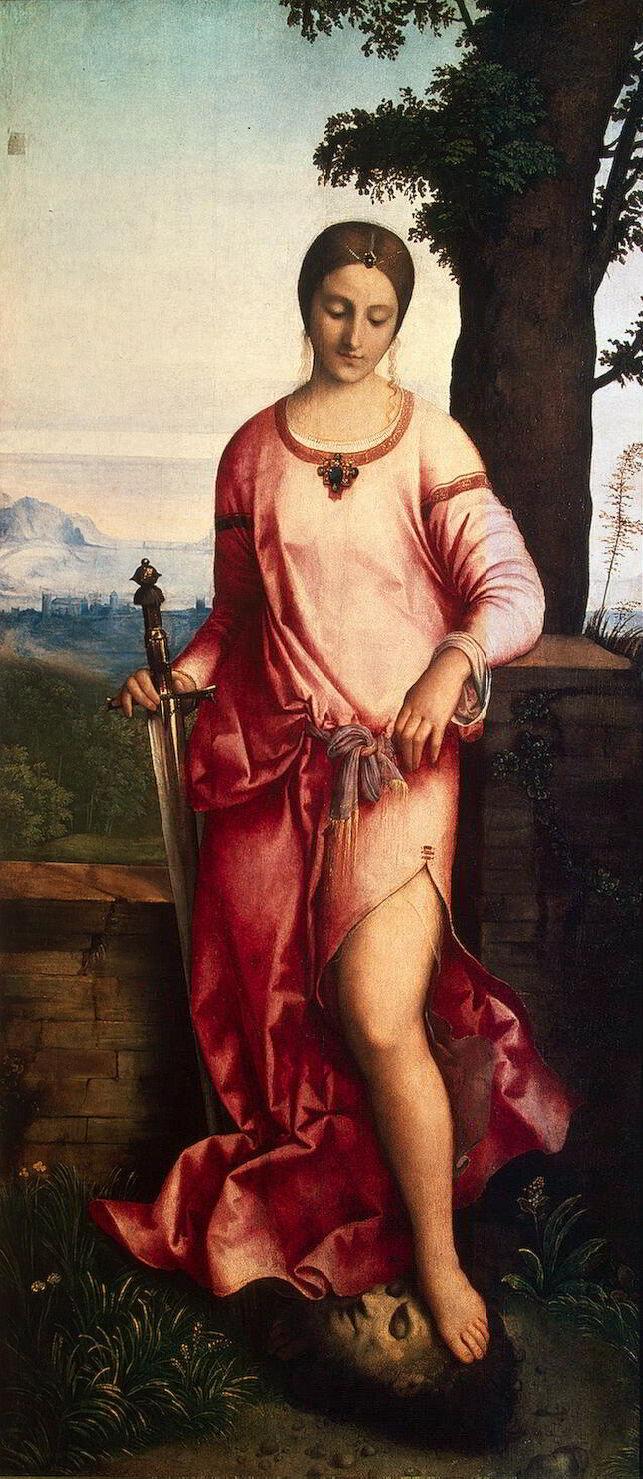 Judith by Giorgione (Italian Painter)